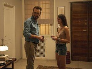 kadr z filmu Dobrze się kłamie w miłym towarzystwie. Aurora Films