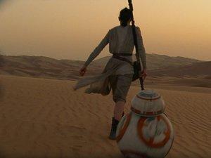 kadr z filmu Gwiezdne wojny: Przebudzenie Mocy/Galapagos Films