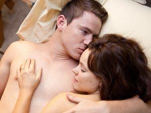 kadr z filmu I że cię nie opuszczę, The Vow, Channing Tatum, Rachel McAdams