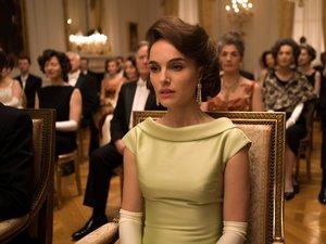 kadr z filmu Jackie. Kino Świat