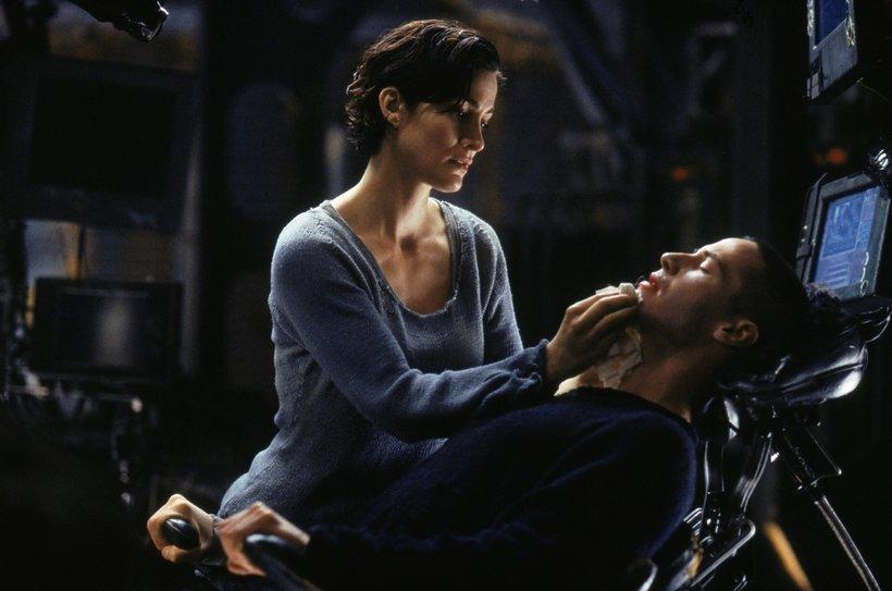 kadr z filmu Matrix/Galapagos Films
