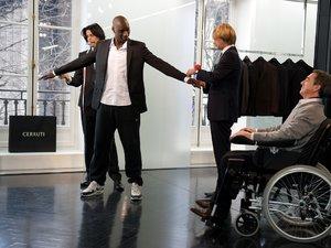 kadr z filmu Nietykalni 2011