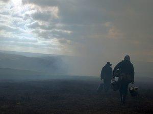 kadr z filmu Piękny kraj. Tongariro Releasing
