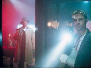 kadr z filmu Siedem. Monolith Video