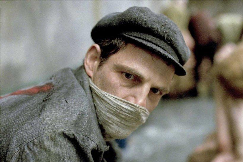 Kadr z filmu Syn Szawła