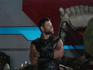 kadr z filmu Thor: Ragnarok. Disney