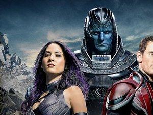 Kadr z filmu X-Men: Apocalypse