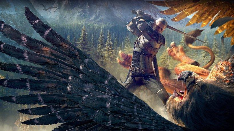 Kadr z gry Wiedźmin 3: Dziki Gon