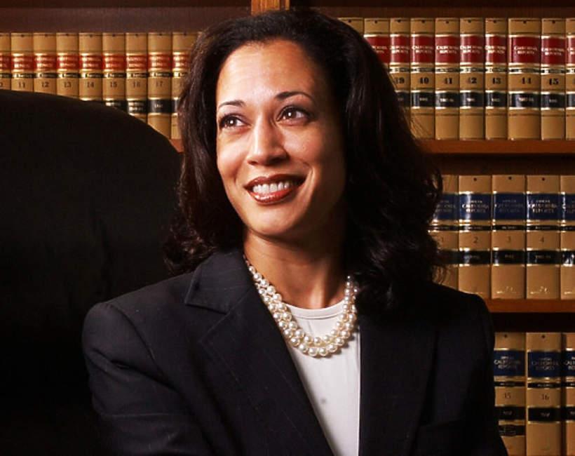 Kamala Harris, 2004 rok