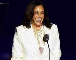 Kamala Harrisbędzie pierwszą kobietą na stanowisku wiceprezydenta USA