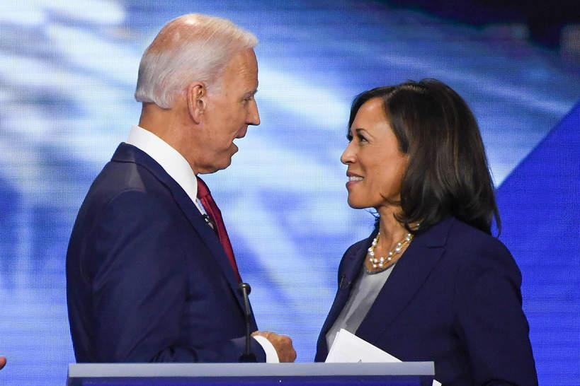 Kamala Harris, Joe Biden, 2020