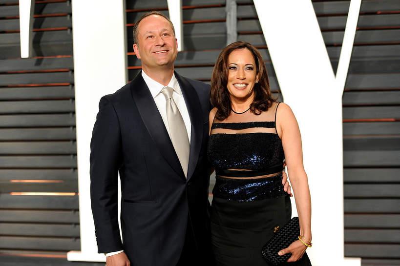 Kamala Harris z mężem, Douglas Emhoff