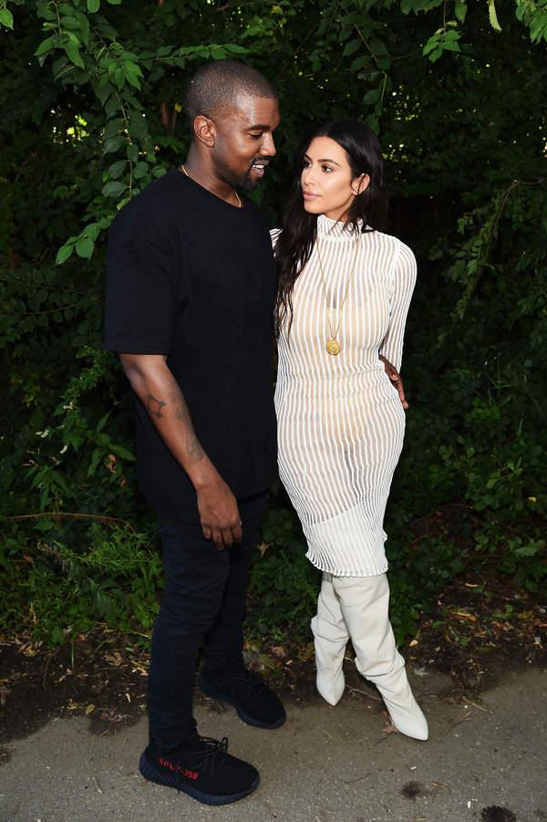 Kanye West i Kim Kardashian rozwodzą się