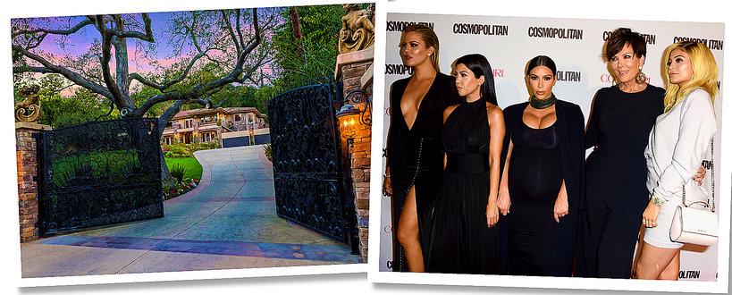 Kardashian dom na sprzedaż