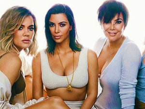 Kardashian wszystkie
