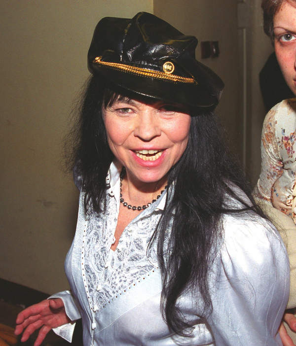 Karin Stanek, 2003 rok