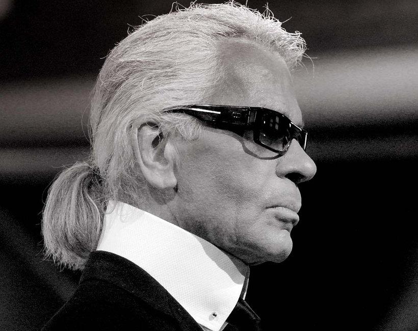 Karl Lagerfeld nie żyje