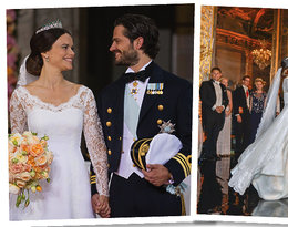Karol Filip Bernadotte i Zofia Hellqvist