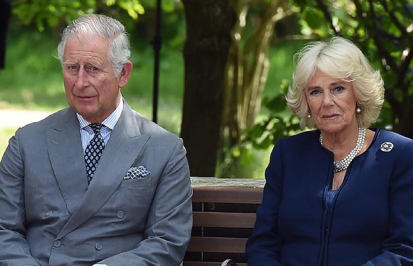 Karol i Camilla kłótnia