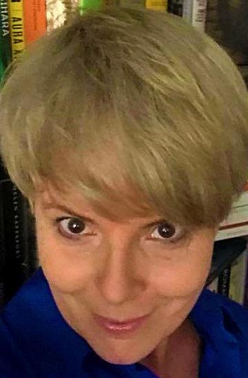 Karolina Korwin Piotrowska, nowy kolor włosów