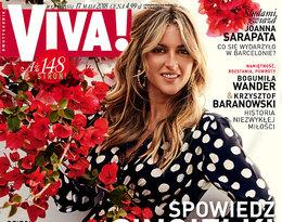 Karolina Szostak, Viva! maj 2018, OKŁADKA