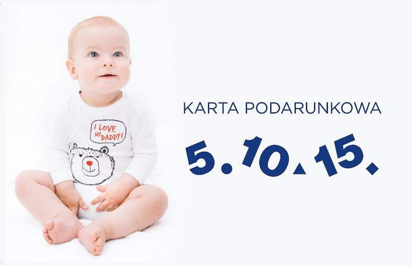 Karta podarunkowa 5.10.15 - konkurs Viva!Mama