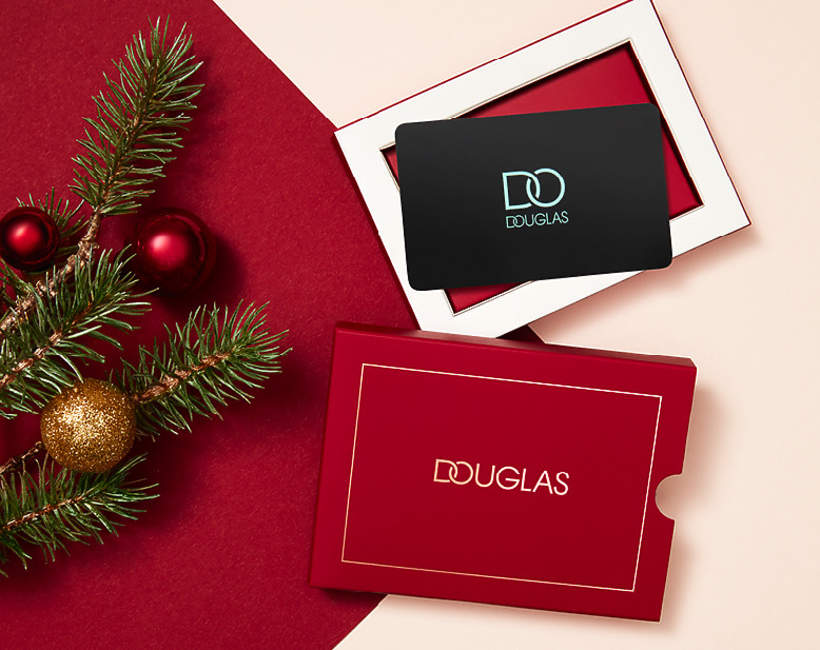 Karta podarunkowa Douglas