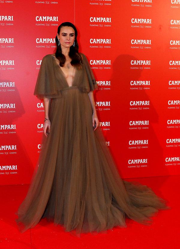 Kasia Smutniak, festiwal filmowy w Wenecji 2019