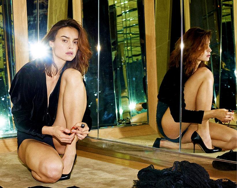 Kasia Smutniak, Vanity Fair Italia