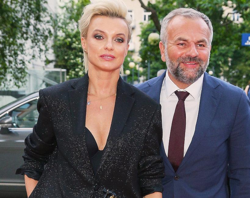 Kasia Sokołowska i Artur Kozieja