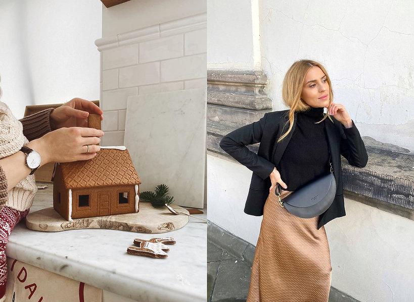 Kasia Tusk, ciasta na święta 2019