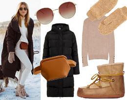 Zainspiruj się zimową stylizacją Kasi Tusk!