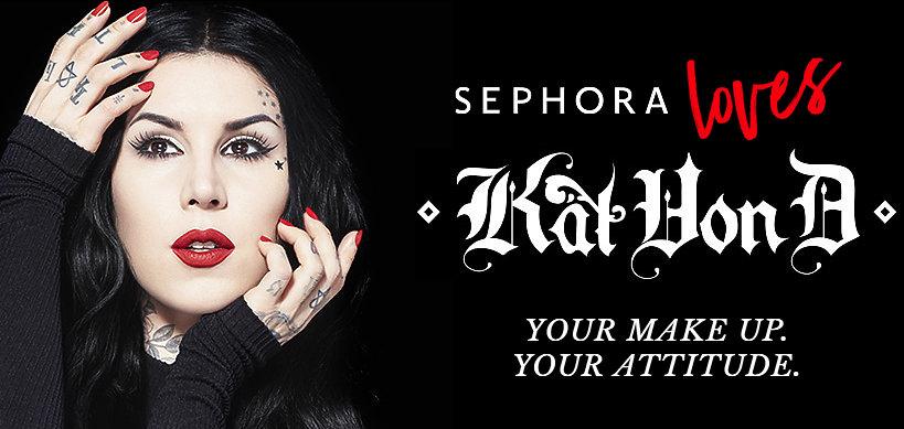 Kat Von D Sephora