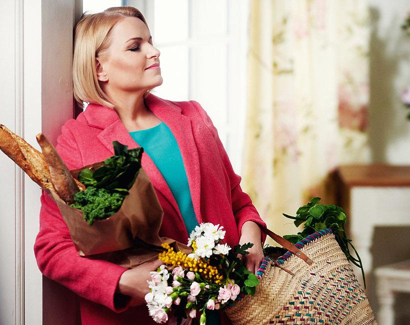 Katarzyna Bosacka radzi, co kupić na okres kwarantanny