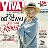 Katarzyna Figura na okładce VIVY!, czerwiec 2015