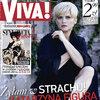 Katarzyna Figura na okładce Vivy! wrzesień 2012