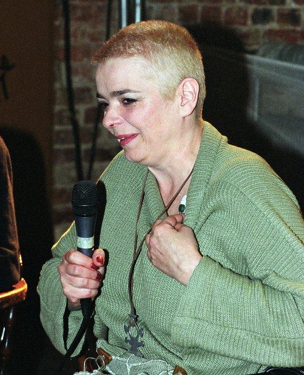Katarzyna Grochola 2002 roku