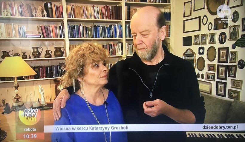 Katarzyna Grochola, Stanisław Bartosik