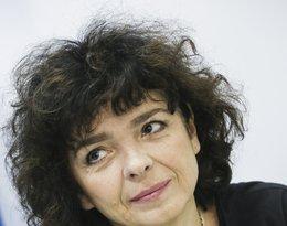 Katarzyna Grochola w 2016 roku