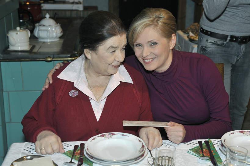 Katarzyna Łaniewska, Sylwia Wysocka, 2009 rok Plebania