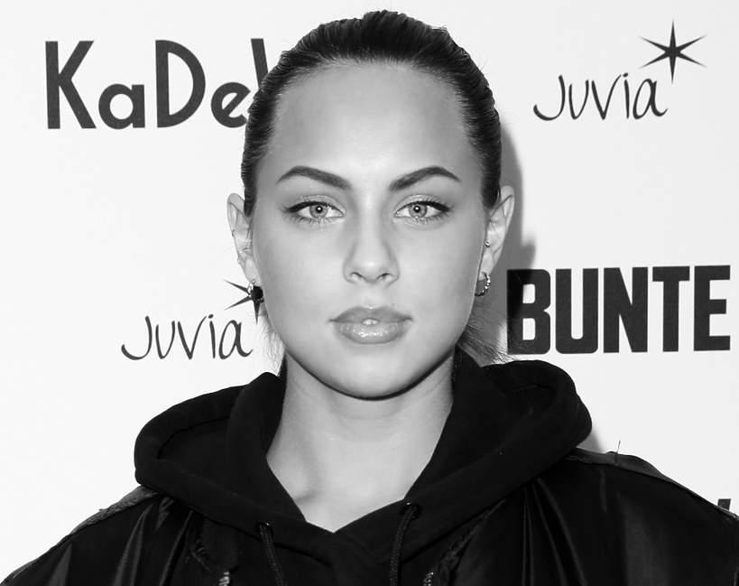 Katarzyna Lenhardt, zmarła modelka