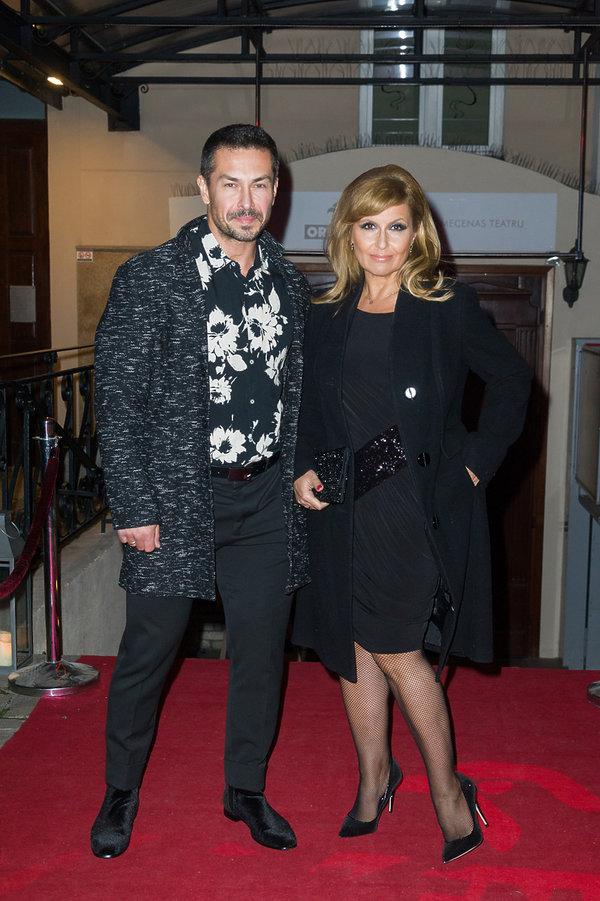 Katarzyna Skrzynecka i Marcin Łopucki, 2019