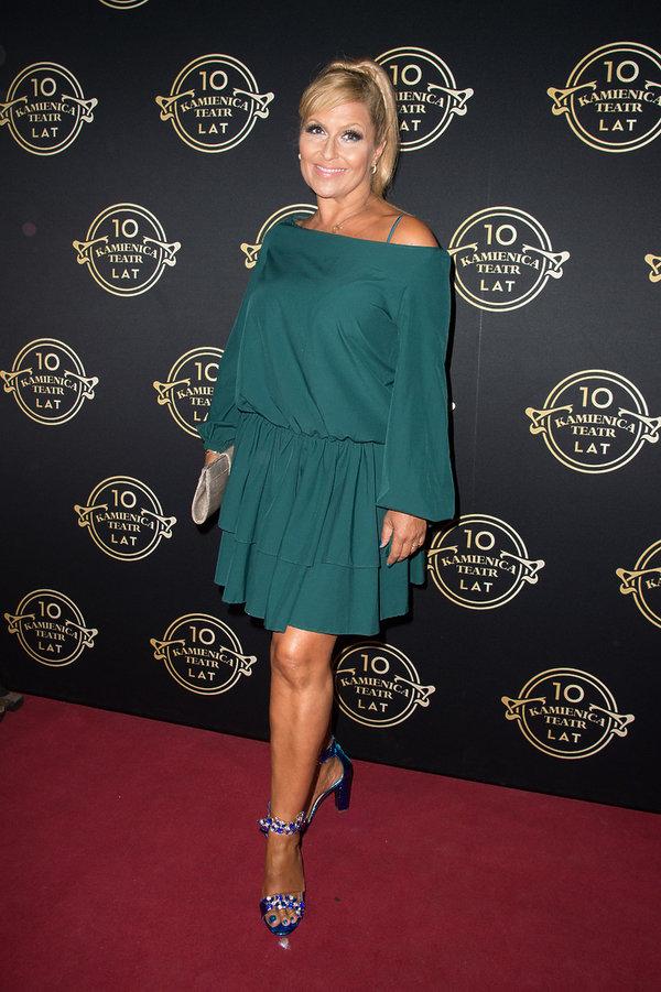 Katarzyna Skrzynecka schudła w 2019