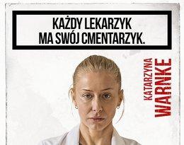 Katarzyna Warnke, Botoks, nowy film Patryka Vegi