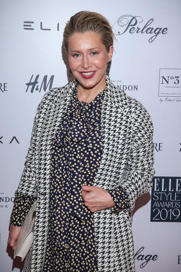 Katarzyna Warnke, Elle Style Awards 2019