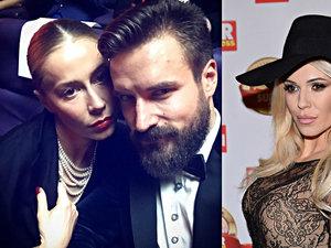Katarzyna Warnke nie pozwala Piotrowi Stramowskiemu grać scen seksu z Dodą?! Mamy komentarz aktorki