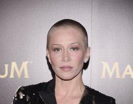Katarzyna Warnke obcięła się na łyso