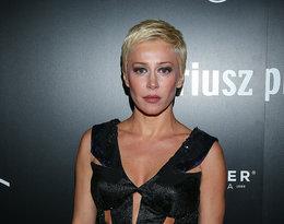 Katarzyna Warnke w nowej fryzurze