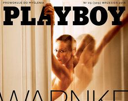 Katarzyna Warnke w Playboyu