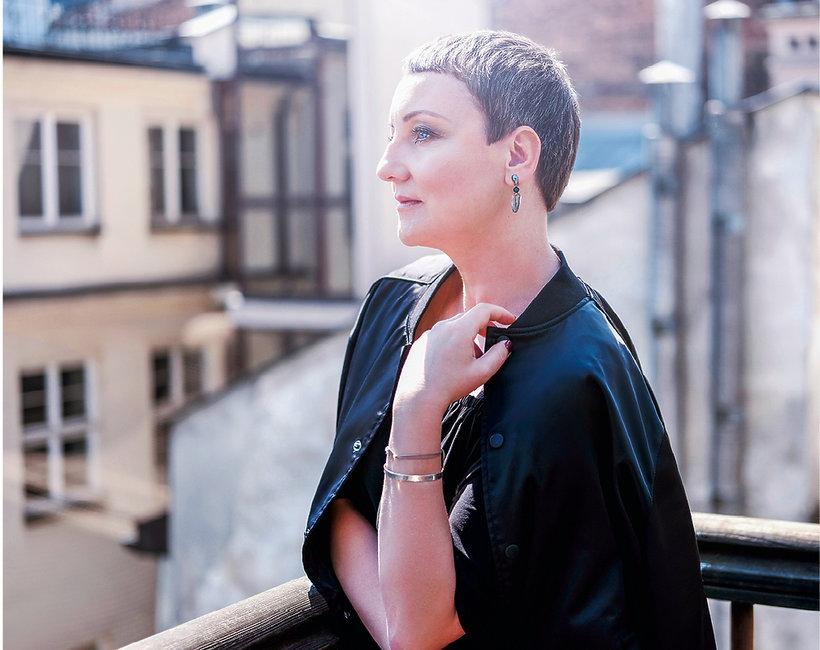 Katarzyna Wodecka-Stubbs, VIVA! maj 2018